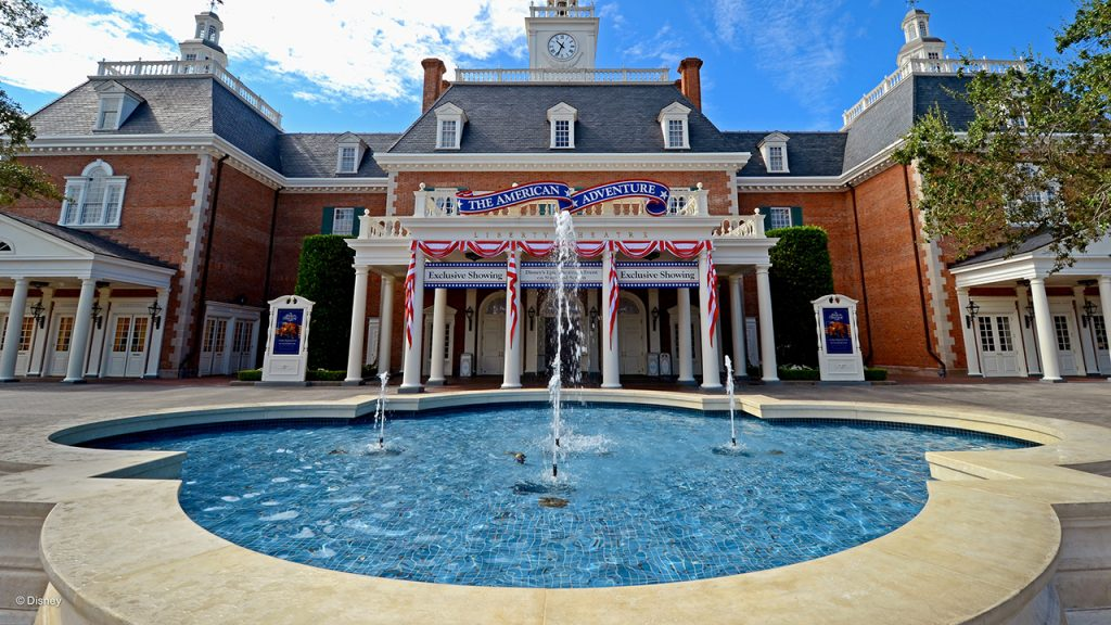 Drinking Around the World at Home: The American Adventure Pavilion