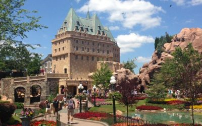 Drinking Around the World at Home: Canada Pavilion